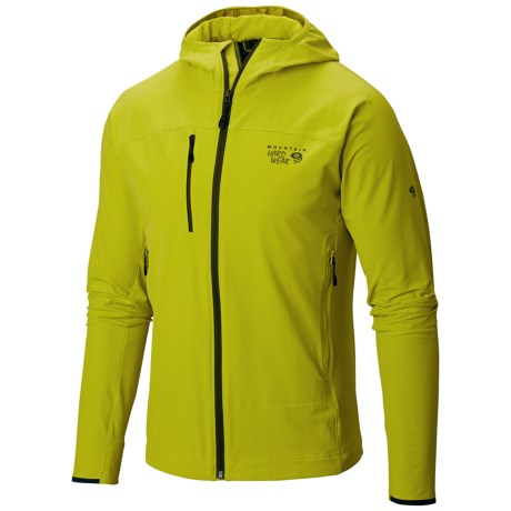 Mountain Hardwear Super Chockstone Jacket UPF 50 (For Men)