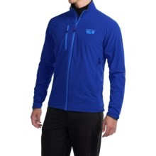 Mountain Hardwear Super Chockstone Jacket - UPF 50, Full Zip (For Men) in Azul - Closeouts