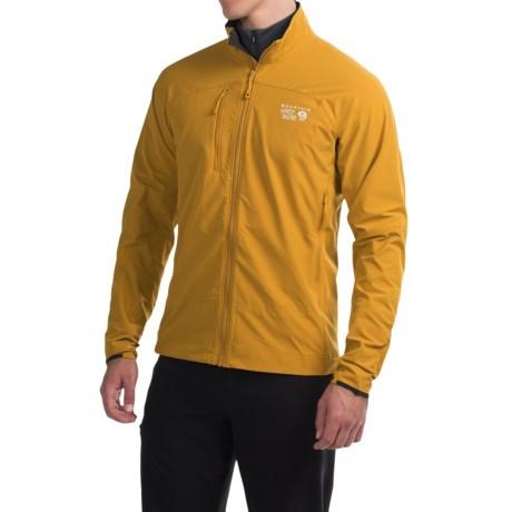 Mountain Hardwear Super Chockstone Jacket - UPF 50, Full Zip (For Men)