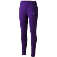 Mountain Hardwear Super Power Tights (For Women) in Majesty - Closeouts
