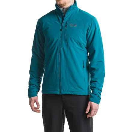 Mountain Hardwear Superconductor Jacket - Insulated (For Men) in Phoenix Blue - Closeouts