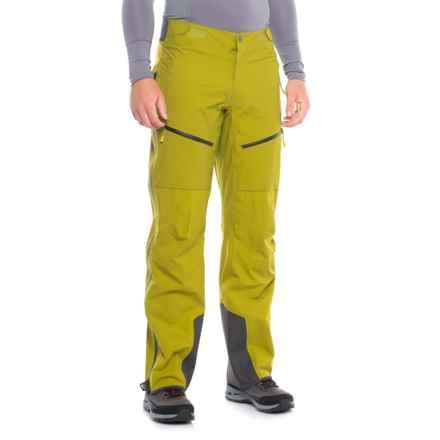 Mountain Hardwear Superforma Climbing Pants - Waterproof (For Men) in Python Green - Closeouts
