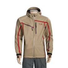 Mountain Hardwear Synchro Ski Jacket (For Men) in Khaki - Closeouts