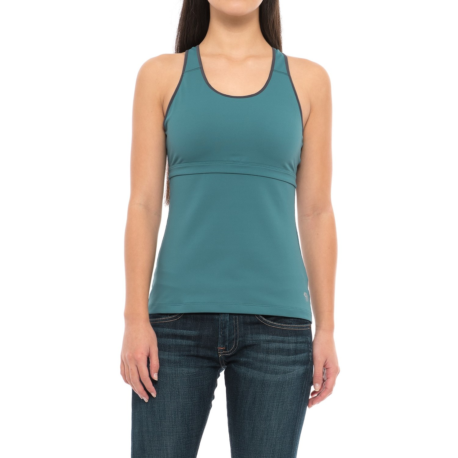 Document Moved |With Shelf Bra Tank Top