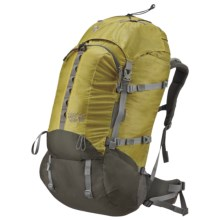 Mountain Hardwear Tadita 50 Backpack - Internal Frame (For Women) in Citrone - Closeouts