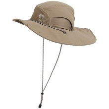 Mountain Hardwear Talus Sun Hat - UPF 50 (For Men) in Khaki - Closeouts