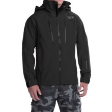 Mountain Hardwear Tenacity Pro Dry.Q® Elite Ski Jacket - Waterproof (For Men) in Black - Closeouts
