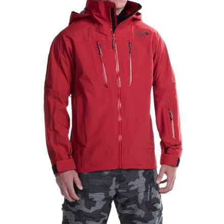 Mountain Hardwear Tenacity Pro Dry.Q® Elite Ski Jacket - Waterproof (For Men) in Red - Closeouts