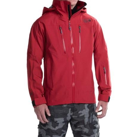 Mountain Hardwear Tenacity Pro Dry.Q® Elite Ski Jacket - Waterproof (For Men)