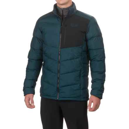 Mountain Hardwear Thermist Jacket - Insulated (For Men) in Hardwear Navy - Closeouts