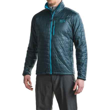 Mountain Hardwear Thermostatic Jacket - Insulated (For Men) in Hardwear Navy - Closeouts