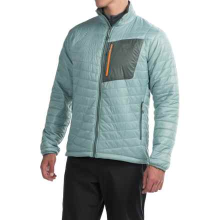 Mountain Hardwear Thermostatic Jacket - Insulated (For Men) in Ice Shadow - Closeouts
