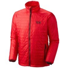 Mountain Hardwear Thermostatic Jacket - Insulated (For Men) in Mountain Red - Closeouts