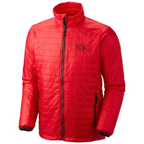 Mountain Hardwear Thermostatic Jacket Insulated (For Men)
