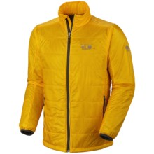 Mountain Hardwear Thermostatic Jacket - Insulated (For Men) in Radiance - Closeouts