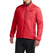 Mountain Hardwear Thermostatic Jacket - Insulated (For Men) in Rocket - Closeouts