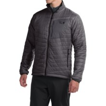 Mountain Hardwear Thermostatic Jacket - Insulated (For Men) in Shark - Closeouts