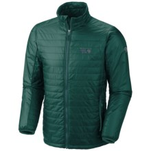 Mountain Hardwear Thermostatic Jacket - Insulated (For Men) in Sherwood - Closeouts