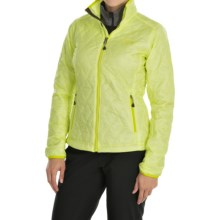 Mountain Hardwear Thermostatic Jacket - Insulated (For Women) in Neon Light - Closeouts