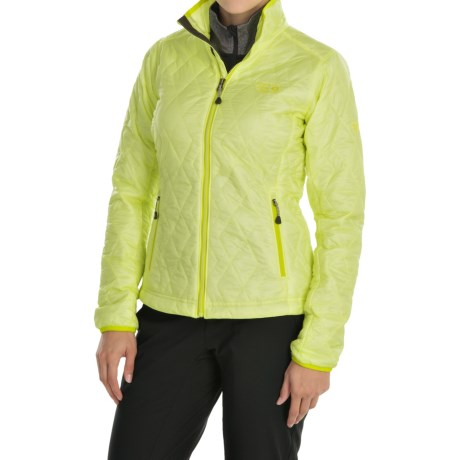 Mountain Hardwear Thermostatic Jacket Insulated (For Women)