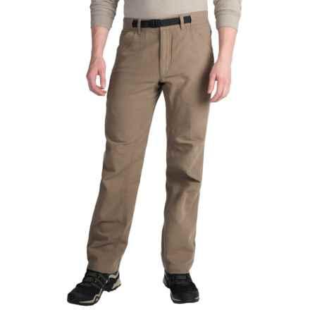 Mountain Hardwear Tilson Pants (For Men) in Khaki - Closeouts