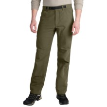 Mountain Hardwear Tilson Pants (For Men) in Peatmoss - Closeouts