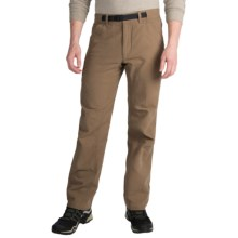 Mountain Hardwear Tilson Pants (For Men) in Saddle - Closeouts
