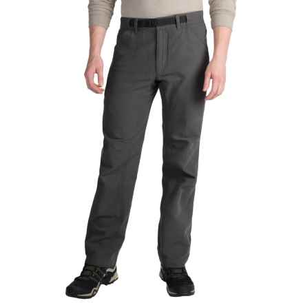 Mountain Hardwear Tilson Pants (For Men) in Shark - Closeouts