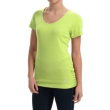 Mountain Hardwear Timica Shirt - Short Sleeve (For Women) in Tippet - Closeouts