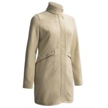 Mountain Hardwear Toasty Tweed Fleece Jacket (For Women) in Oatmeal - Closeouts