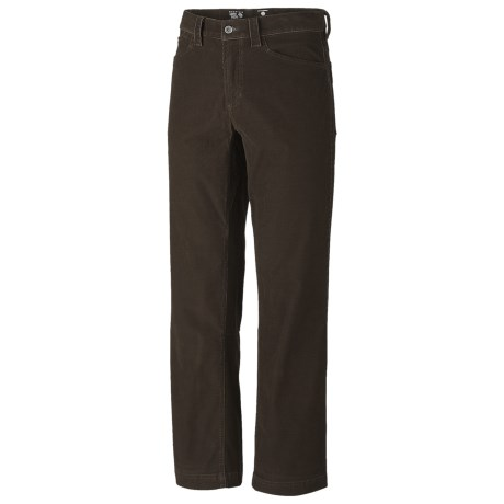 Mountain Hardwear Tonada Gene Pants - Stretch Corduroy (For Men) in Abyss