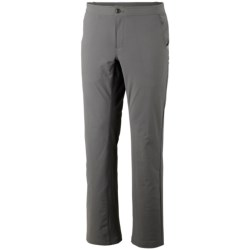 Mountain Hardwear Topout Pants - UPF 50 (For Men) in Titanium