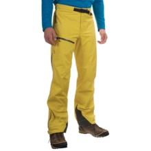 Mountain Hardwear Torsun Dry.Q® Elite Pants - Waterproof (For Men) in Electron Yellow - Closeouts