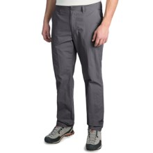 Mountain Hardwear Trastel Nylon Soft Rip Stop Pants (For Men) in Shark - Closeouts