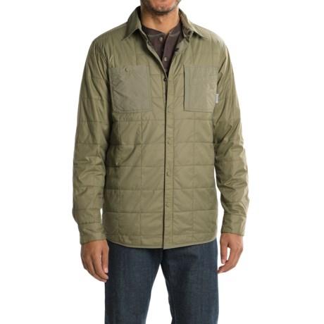 Mountain Hardwear Trekkin Shirt Jacket - Insulated (For Men)