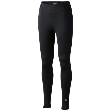 Mountain Hardwear Trekkin Tights (For Women) in Black