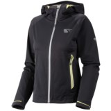 Mountain Hardwear Trinity Dry.Q Core  Soft Shell Jacket - Waterproof (For Women)