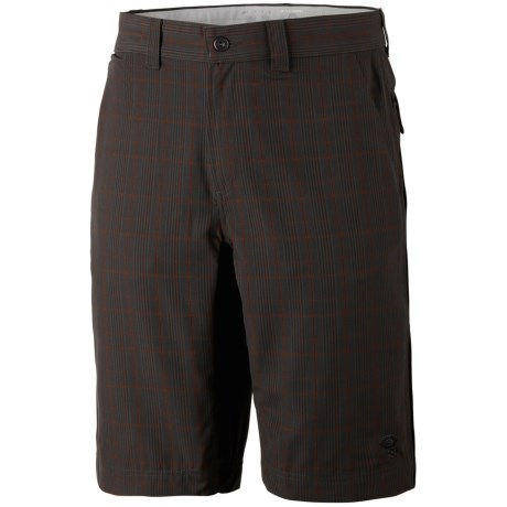 Mountain Hardwear Trotter Trunk Shorts - UPF 30 (For Men) in Bone