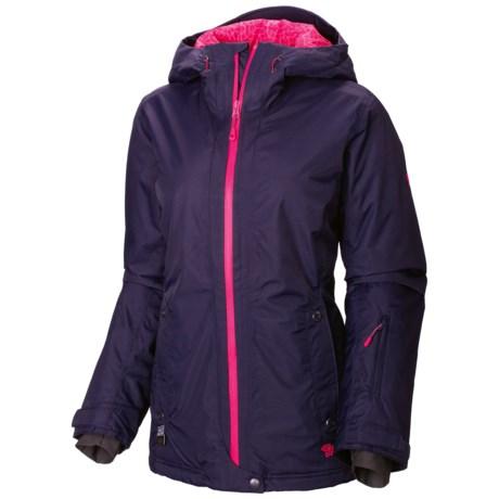 Mountain Hardwear Turnagain And Again Jacket
