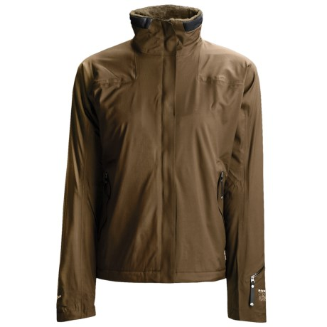 Mountain Hardwear Upstage  Soft Shell Jacket (For Women) in Espresso