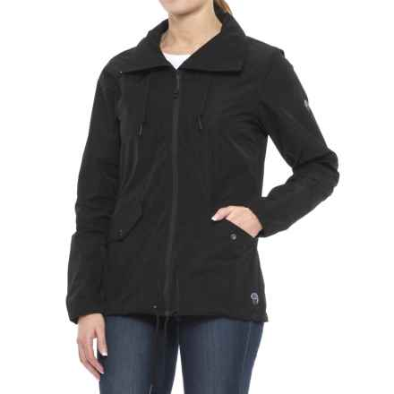 Mountain Hardwear Urbanite II Jacket (For Women) in Black - Closeouts