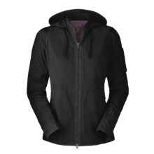 Mountain Hardwear Urbanite Traveler Jacket (For Women) in Black - Closeouts