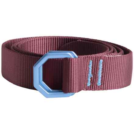 Mountain Hardwear Utility Belt in Dark Raspberry - Closeouts