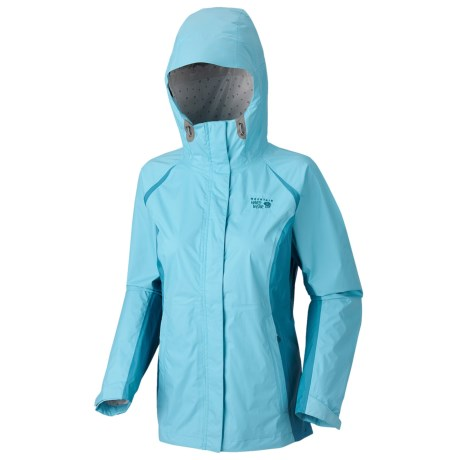 Mountain Hardwear Versteeg Dry.Q Core Jacket - Waterproof (For Women) in Black