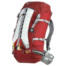 Mountain Hardwear Via Rapida 35 Backpack - Internal Frame in Red - Closeouts