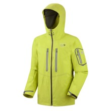 Mountain Hardwear Victorio Dry.Q Elite Jacket - Waterproof (For Men) in Voltage - Closeouts