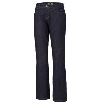 Mountain Hardwear Wagner Gene Jeans - Organic Cotton, Recycled Materials (For Women) in Indigo