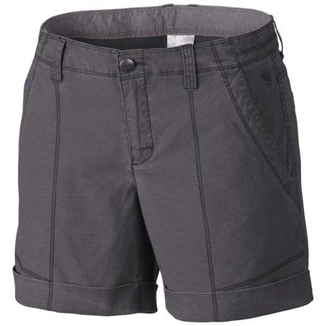 Mountain Hardwear Wanderland Shorts (For Women) in Shark