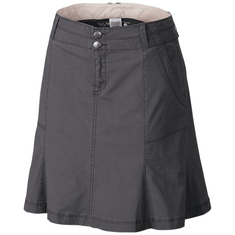 Mountain Hardwear Wanderland Skirt (For Women) in Shark