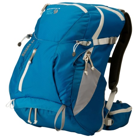 Mountain Hardwear Wandra 24 Backpack (For Women) in Stream